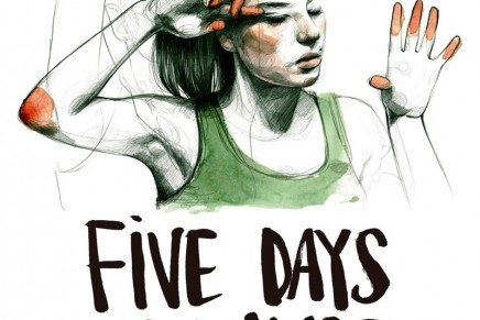"El documental del mes proyecta en Canarias ""Five days to dance"""