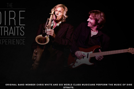 Llega a Tenerife 'The Dire Straits Experience'