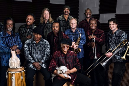 Al McKay revivirá en Canarias a Earth, Wind and Fire dentro del ciclo Legends Live