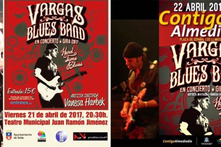 vargas blues band canarias