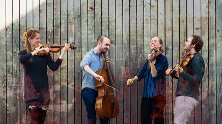 North Sea String Quartet y Rebeca Mora en concierto en Canarias