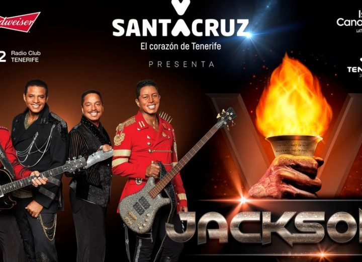 The Jacksons en Tenerife
