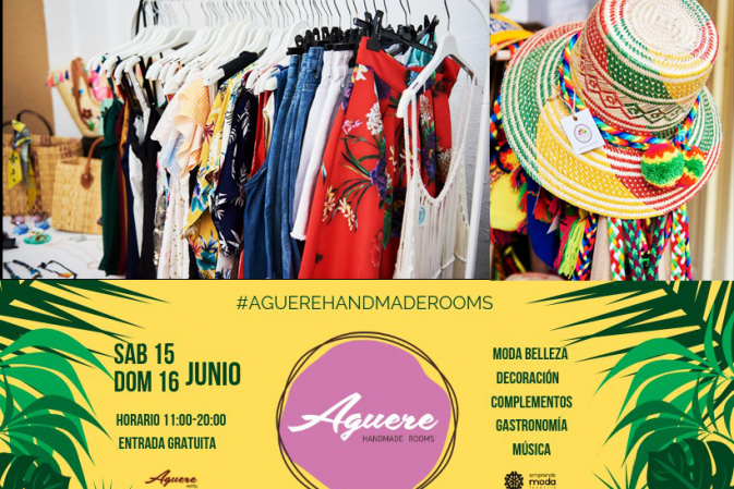 Aguere Handmade Rooms Summer Edition 2019