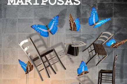 Meeting Point presenta en Aguere Cultural, 'El filo de las Mariposas'