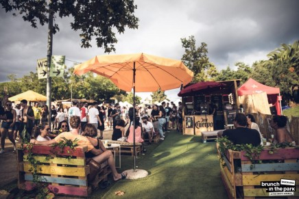 """Brunch in the Park"" llega por primera vez a Tenerife"